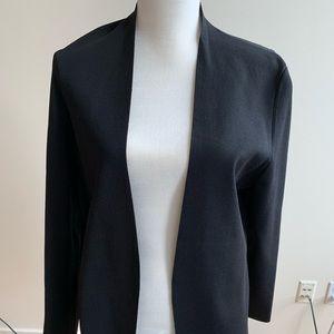 MM leFleur jardigan xl black cardigan jacket